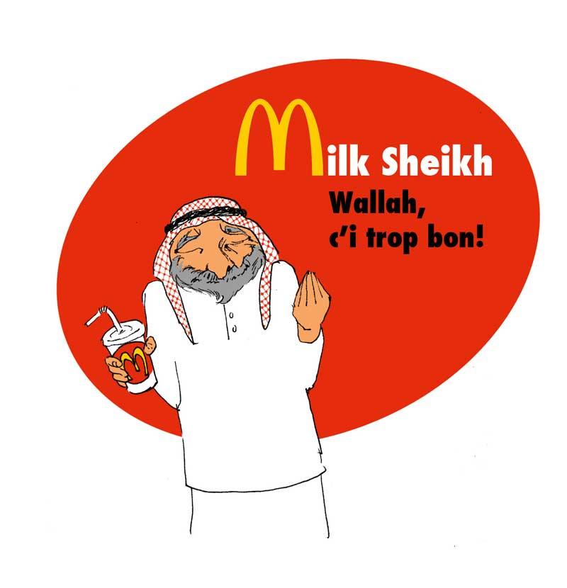 Milk-Sheik