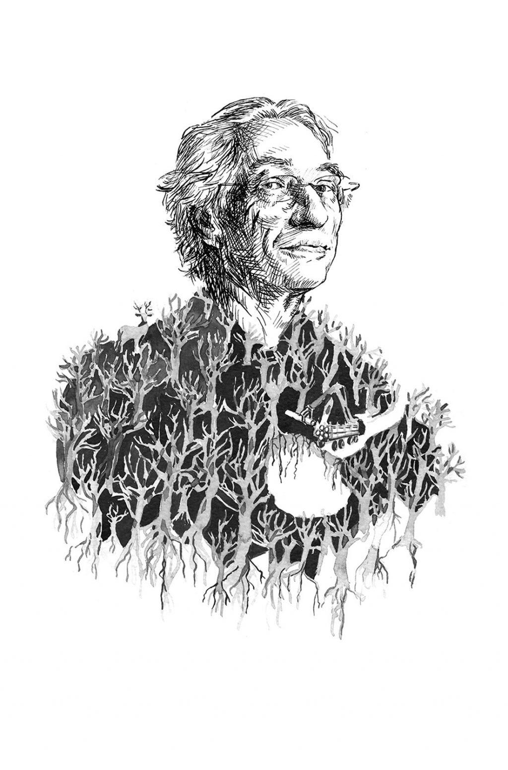 Portrait de Richard Desjardins
