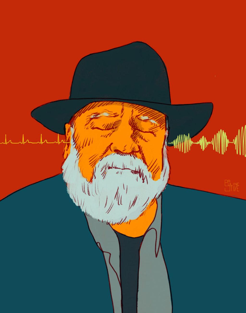 Portrait hommage à Serge Bouchard, anthropologue, auteur et animateur radio